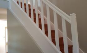 Rénovation intérieure à EVRY-GREGY-SUR-YERRES - Nouvelle cage d'escalier