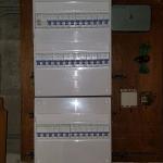 Mise aux normes de l'installation d'électricité - tableau